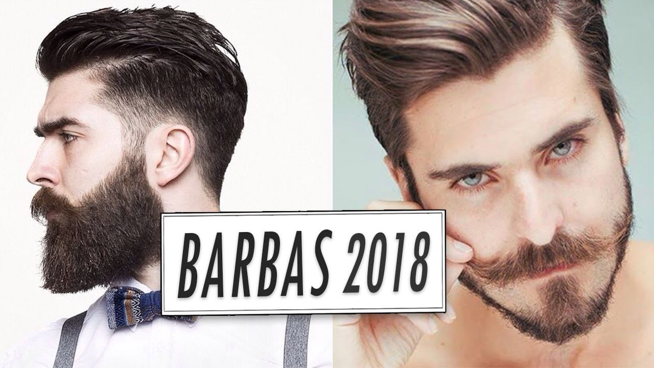 Estilos De Barbas Para 2018 Tendênciasmasculinas Youtube