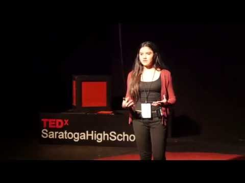 Thinking Above the Odds | Nina Nelson | TEDxSaratogaHighSchool