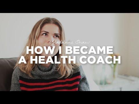 How I Became A Nutritional Health Coach | Madeleine Shaw