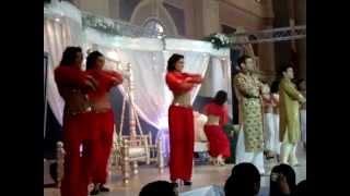 Asian Wedding Exhibition '09 Maa Da Laadla Dance