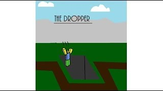 The Dropper Minecraft Inspired Roblox Game