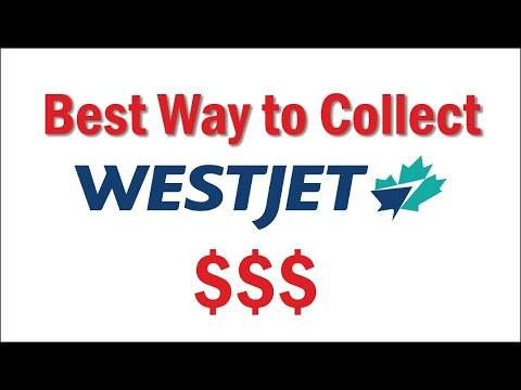 West Jet: Best Credit Cards Strategy