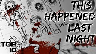 Top 10 Scary Stories Ever Told That Might Be Real - Part 12