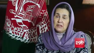 PURS O PAL: First Lady Speaks About Her Personal Life/پرس و پال: گفت‌وگو با بانوی نخست کشور