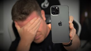 Why I'm RETURNING My iPhone 12 Pro Max. They Fooled Us!