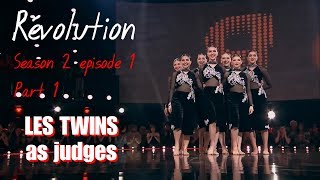 Révolution S02E01 subtitled (Les Twins as judges) - Part 1 L'Association