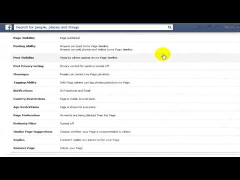 How To Enable Threaded Comments On A Facebook Fan Page