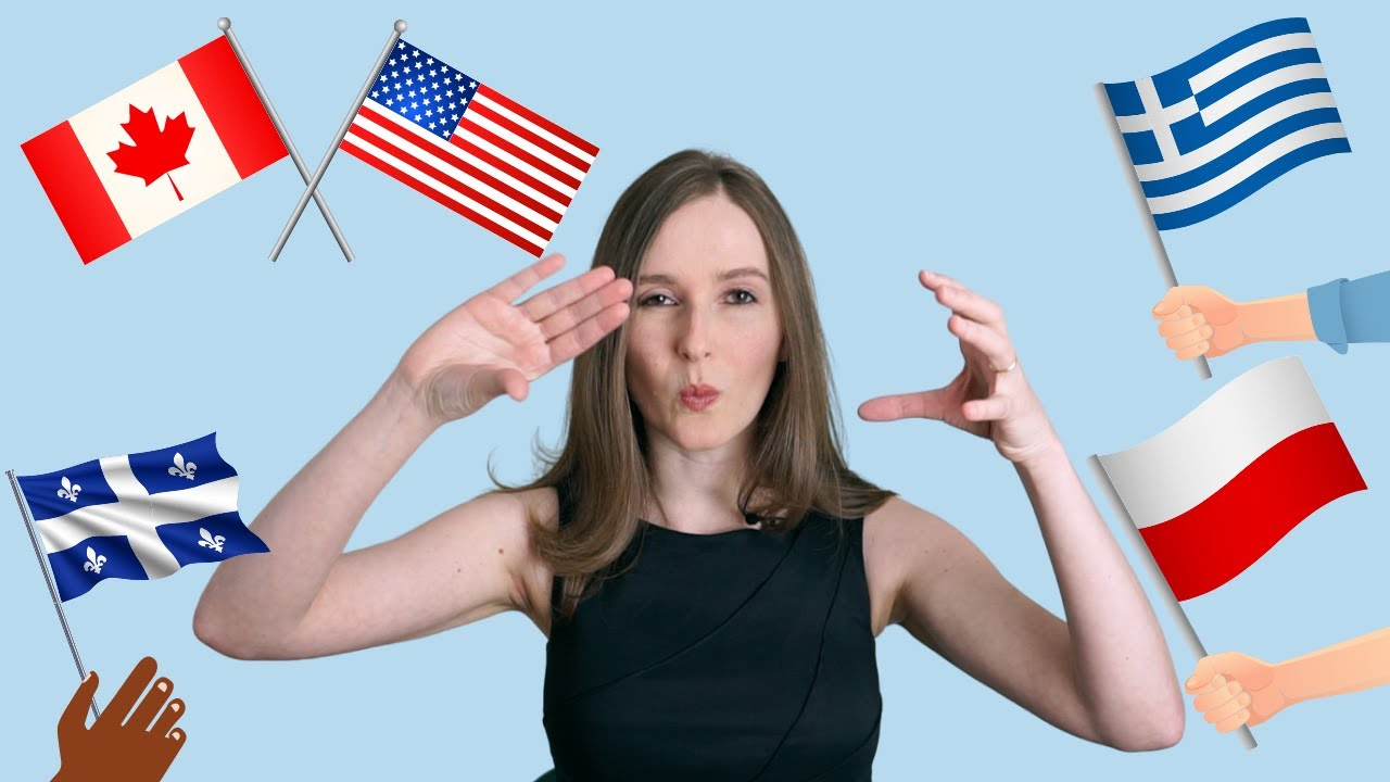 Multiple personalities in multiple languages? What's your personality when speaking American English