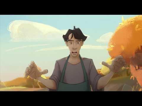 «ОГОНЁК●ОГНИВО» —  первый трейлер мультфильма