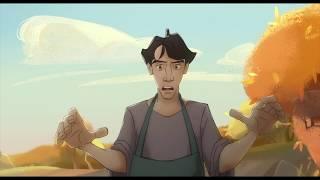 «ОГОНЁК-ОГНИВО» —  первый трейлер мультфильма