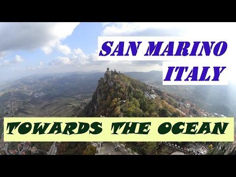 Hitchhiking Towards the ocean #9 San Marino Italy Torino