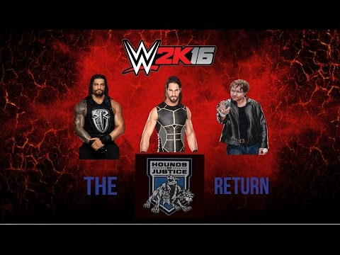 WWE 2K16 The Shield Reunite With New...