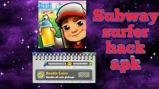 How to download Subway Surfer hack apk||Dij B Gaming