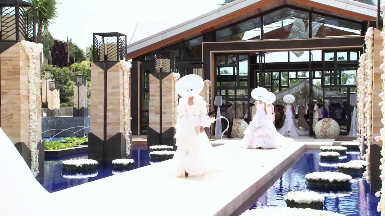 The Opening Of Hotel Mulia Bali Bridal Show By Adrian Gan Dewi Magazine Exclusive
