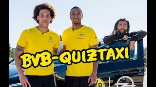 BVB Quiztaxi in Marbella 2019 - Part 2 w/ Schmelzer/Piszczek, Reus/Götze & more!