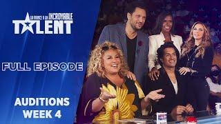 France's Got Talent - Auditions - Week 4 - FULL EPISODE