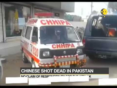 Chinese shot dead in Pakistan: Police describe incident as targeted attack in Karachi