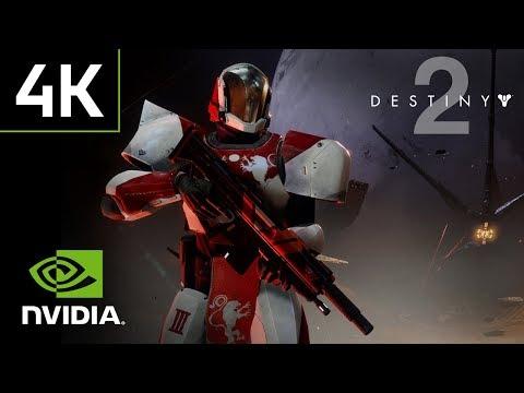 GeForce GTX Destiny 2 PC Bundle Trailer