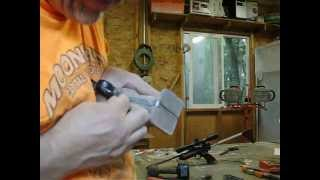 Part 3 Making Wood Grips For A Crosman Air Pistol