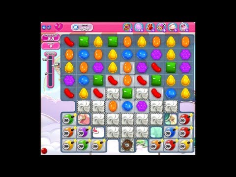 Candy Crush Saga Level 434 - NO BOOSTER