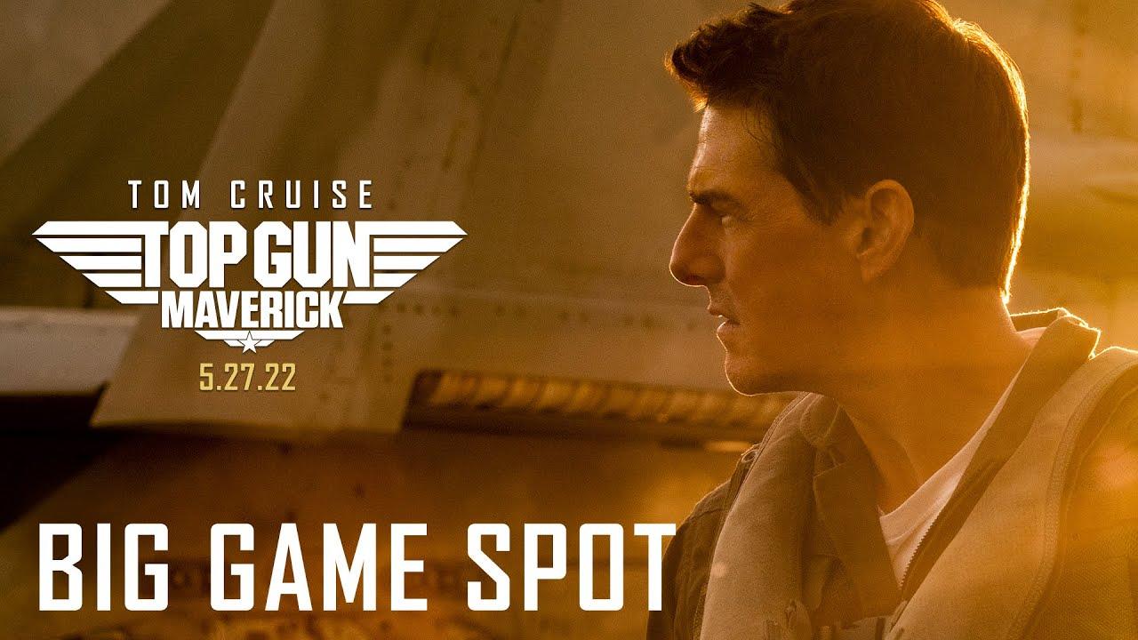 Top Gun: Maverick (2020) – Big Game Spot – Paramount Pictures