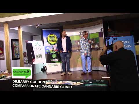 Jose Belen of Mission Zero and Dr. Barry Gordon of Compassionate Cannabis Clinic