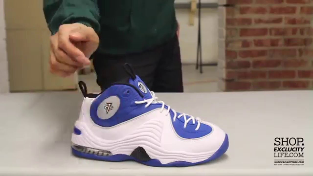 official photos 96a98 c13f2 Nike Air Penny II