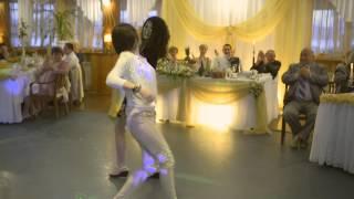 Зажигательные танцы | Аджарские мотивы на свадьбе | აჭარის ცეკვის დროს ქორწილი | Kucherenko.zp.ua