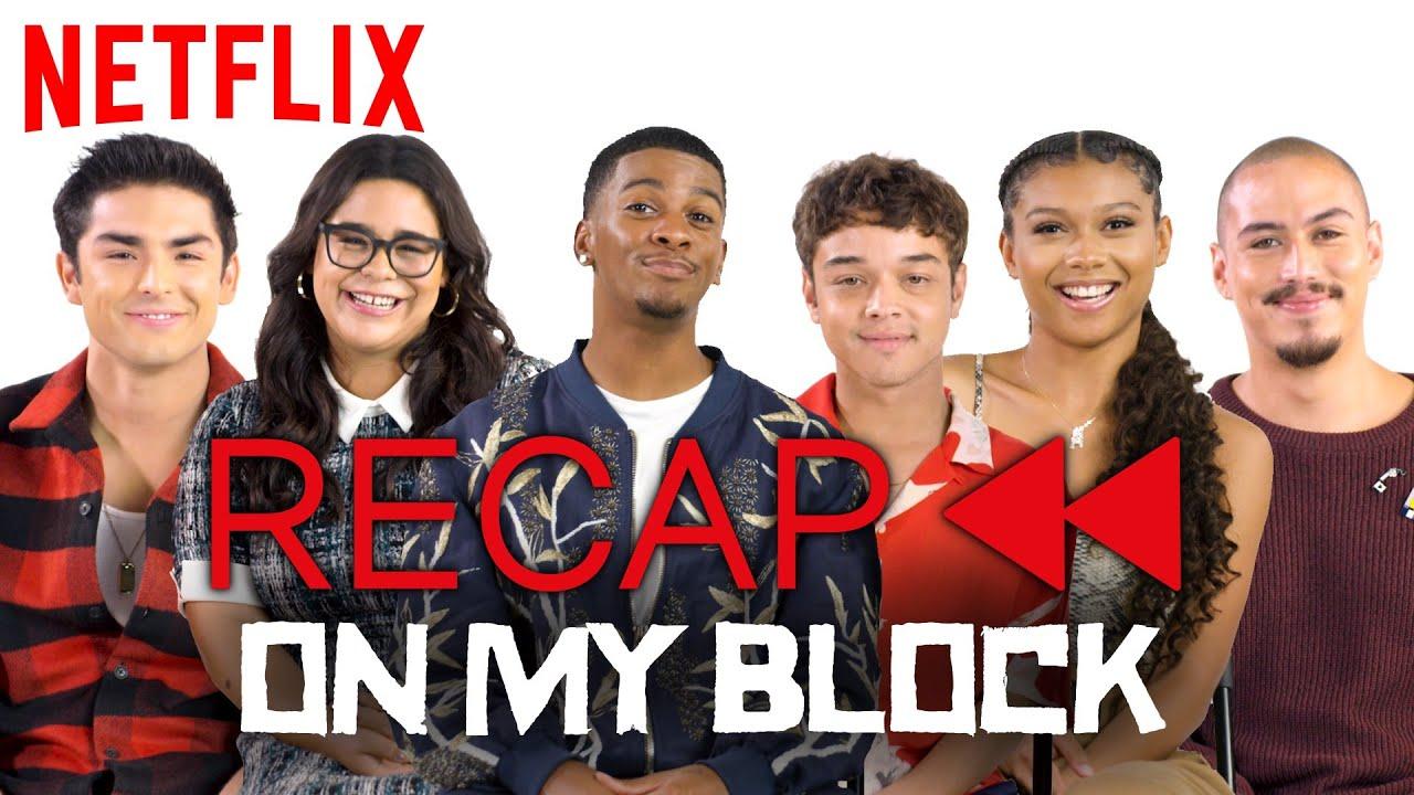 Download Get Ready for On My Block Season 3! Official Cast Recap - Season 1 & 2 | Netflix