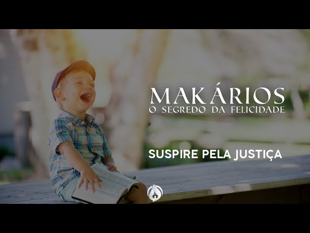 SUSPIRE PELA JUSTIÇA - Pr. Alan Rocha