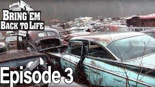 "BRING 'EM BACK TO LIFE Episode 3 ""Gates Salvage & Angels Towing"" (Full Episode)"
