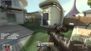 CoD: Black Ops 2 učím se snipit :D
