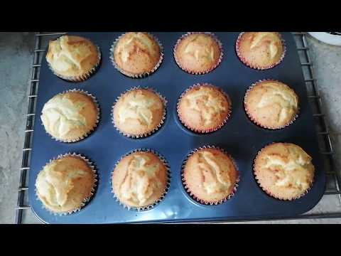 Cup Cakes ( Muffins)