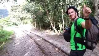 INCA JUNGLE TRAIL TO MACHUPICCHU