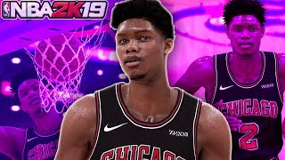 NBA 2K19 MyCareer Cam Reddish #8 - Career High 53PTS Vs The Lakers | LeBron Misses The Playoffs!!