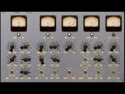 Limiter No6 (master buss) by vladg/sound