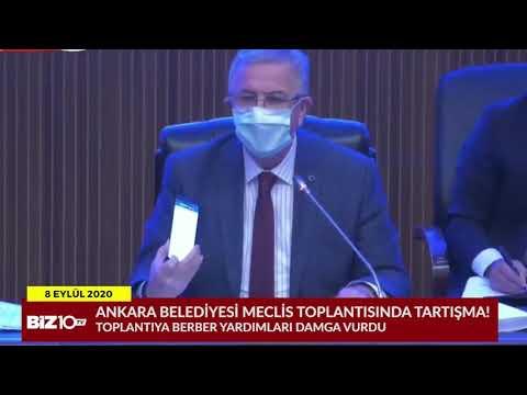 Mansur Yavaş: Yalancının Mumu Yatsıya Kadar Yanar! (Belediye Meclisinde Tartışma)