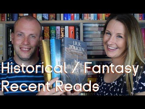 The Fall of Gondolin, Lancelot & The Encircling Sea   Book Reviews