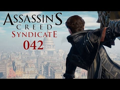ASSASSIN'S CREED SYNDICATE #042: Das Geheimnis der St. Pauls Cathedral «» Let's Play AC Syndicate