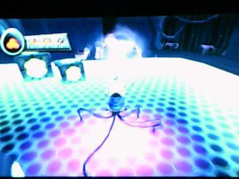 Chicken Little The Video Game Walkthrough Part 32 The Alien Robot