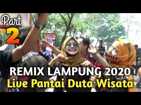 Remix Lampung terbaru Dinda ACIL bersama YKWP di Pantai