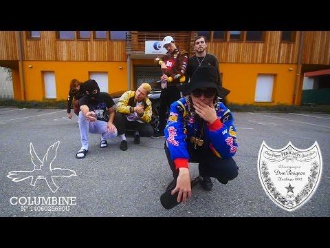 Columbine Feat. Charles Vicomte - Dom Pérignon (prod. Foda €)