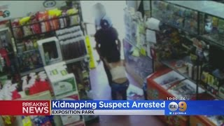 Police: Suspect Who Kidnapped Woman From Convenience Store In Custody