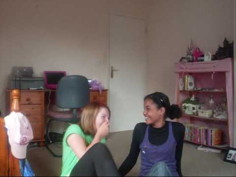 Mine & Annie's bloopers from our old web-show. LOL.