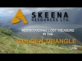 Skeena Resources - Rediscovering Lost Treasure in the Golden Triangle