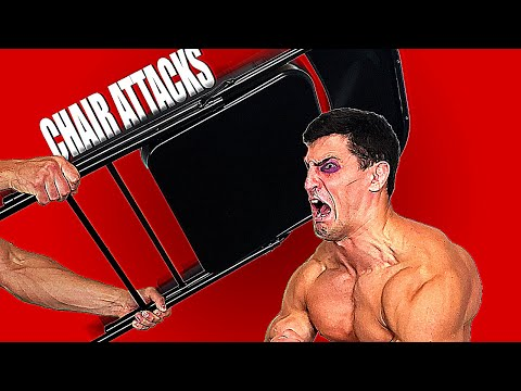 Metal Chairs VS My Face Experiment *POSSIBLE CONCUSSION* | Bodybuilder VS Crazy WWE Chair Shots from YouTube · Duration:  17 minutes 57 seconds