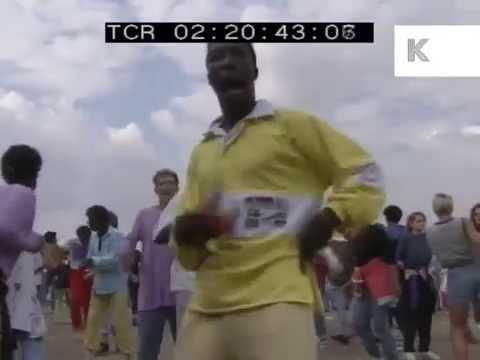 1980s UK Rave, 1989, Acid House, Dancing