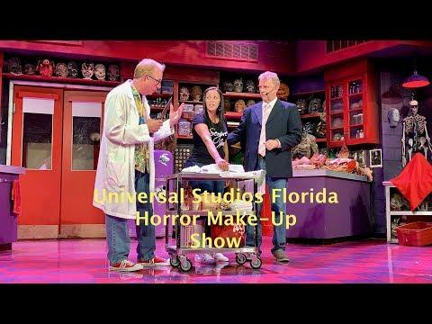 Universal's Horror Make-Up Show (Front Row) - Universal Studios Florida