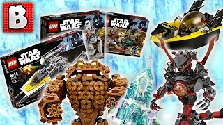 Lego Star Wars Set Pictures + Batman Ninjago Disney and more!!! | Lego News