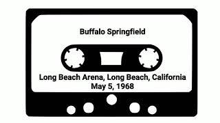 Buffalo Springfield - Long Beach 1968 (last concert)